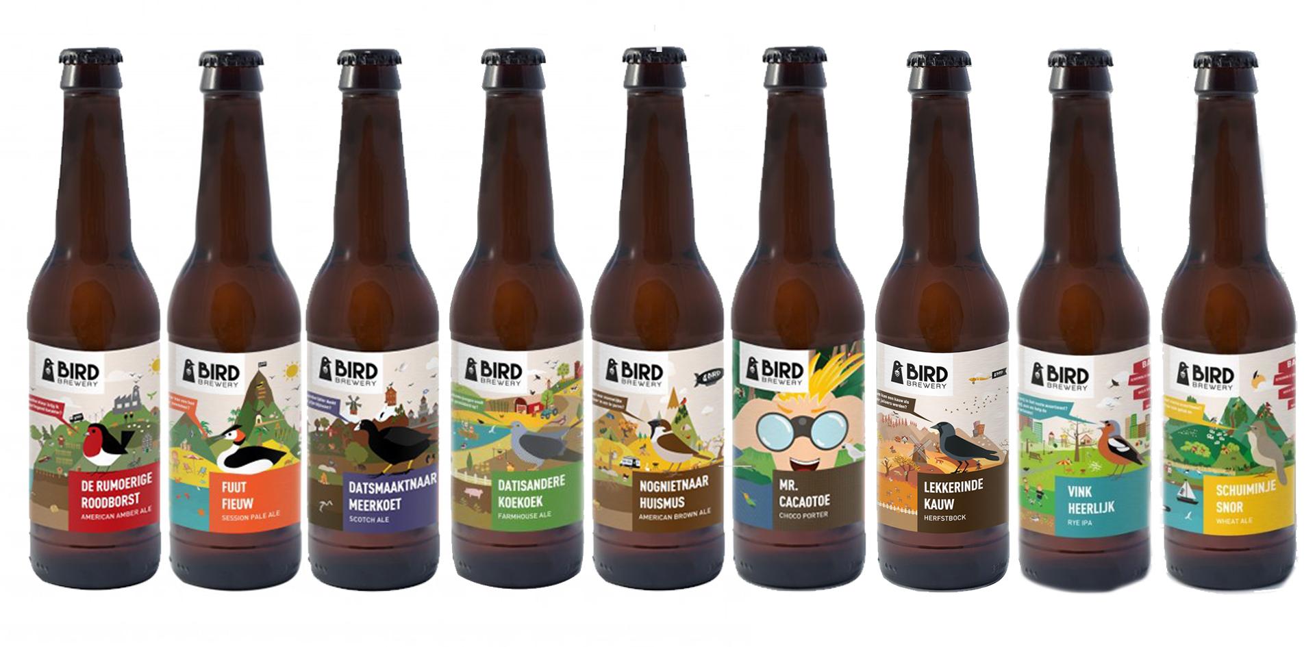 nectar-utrecht-pils-bier-brouwerij-nederland-streekbier-amsterdam-bird-brewery-assortiment