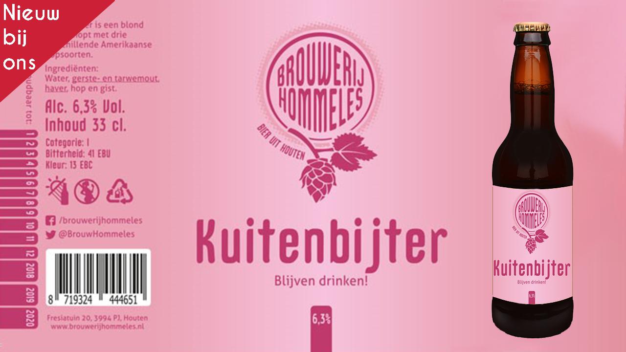 Nieuwsbrief-Nectar-Utrecht-Hommeles-Kuitenbijter