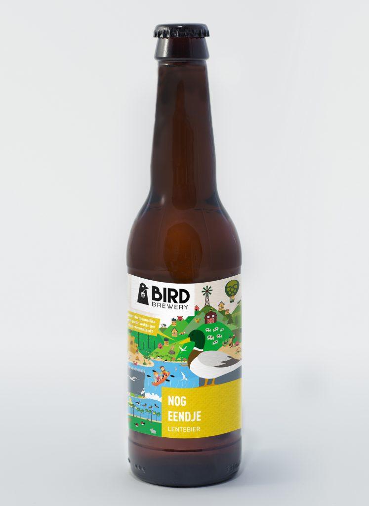 Nieuwsbrief-Nectar-Utrecht-Lentebier-Bird-Brewery-Nog-Eendje