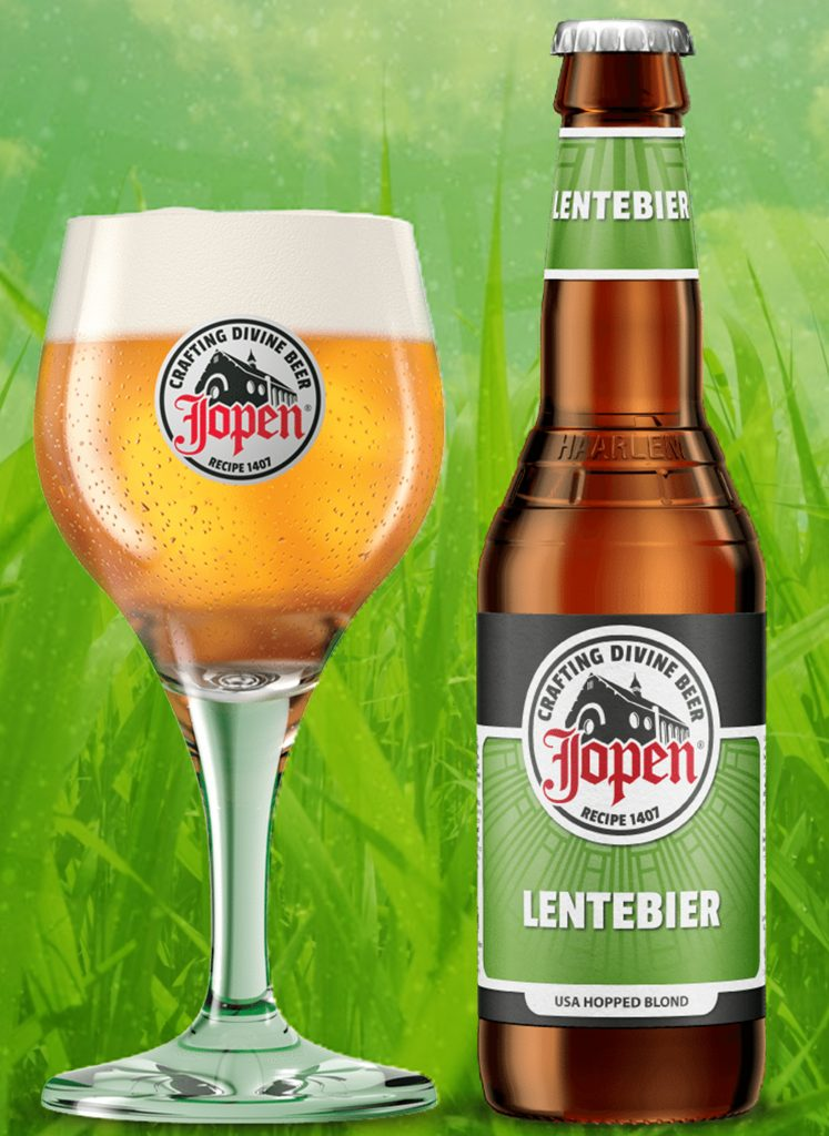 Nieuwsbrief-Nectar-Utrecht-Lentebier-Jopen-Lentebier