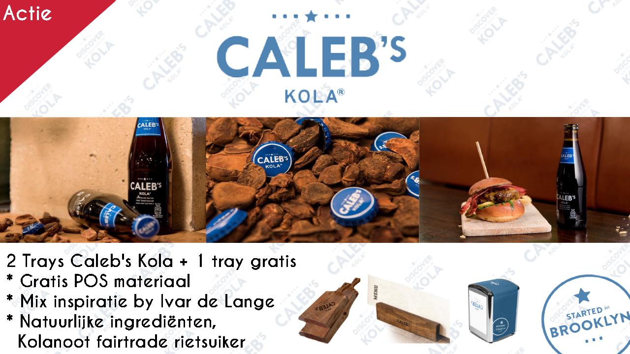 Nieuwsbrief-Nectar-Utrecht-Caleb's-Kola-Actie