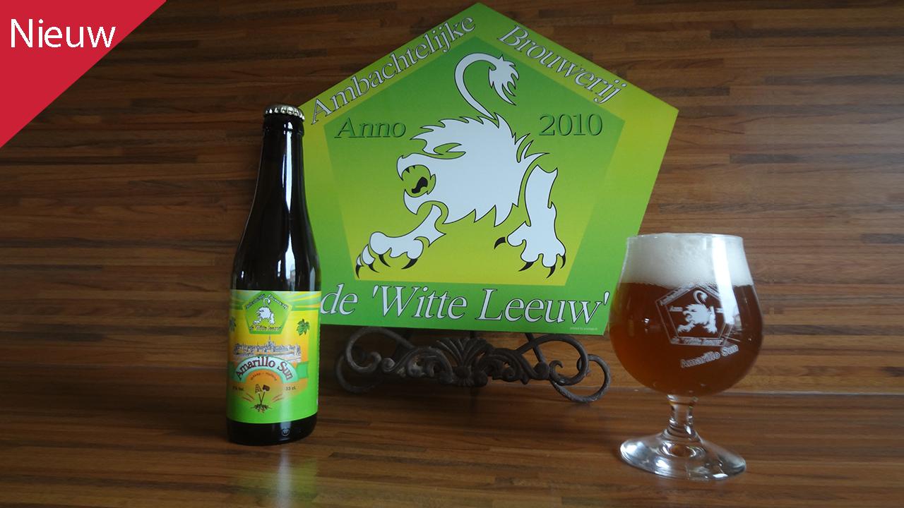 Nieuwsbrief-Nectar-Utrecht-Amarillo-Sun-Witte-Leeuw