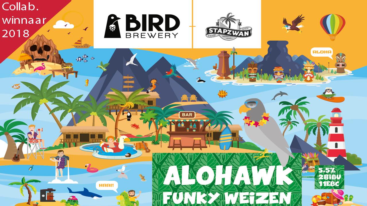 Nieuwsbrief-Nectar-Utrecht-Alohawk-Bird-Brewery-Stapzwan