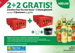 Nieuwsbrief-Nectar-Utrecht-Coca-Cola-Fuze-Tea-Actie
