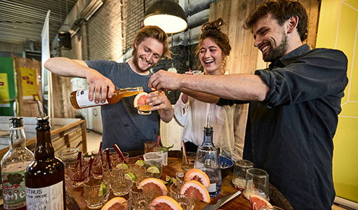 nectar-utrecht-frisdrank-siropen-producent-nederland-streekproduct-utrecht-roze-bunker-foto01
